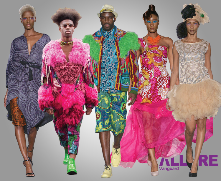 Top Trends From Africa Fashion Week London 2017 Glitzedge